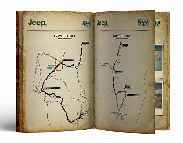 Jeep Road Book