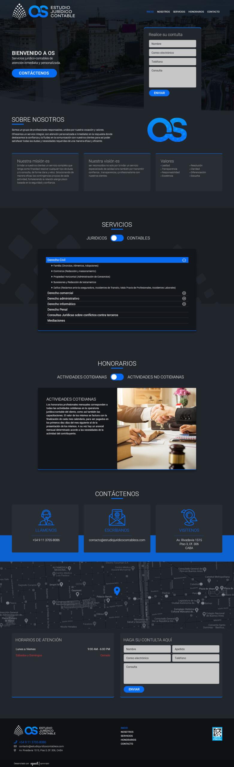 Estudio Jurídico Contable OS